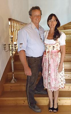 Thomas und Veronika Settele